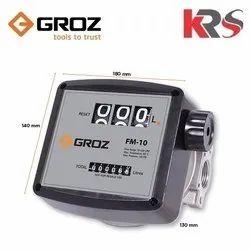 GROZ Mechanical Diesel Meter