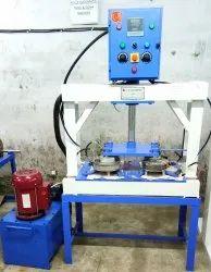 Semi Auto Paper Plate Machine