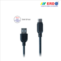 Uc21 Pro Micro Usb Data Cable (black)