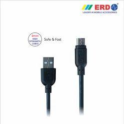 UC21 Pro Micro USB Data Cable (Black)