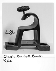 Classic Bracket Brown
