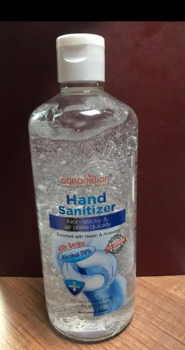 Hand Sanitizer 500 ml Bottle