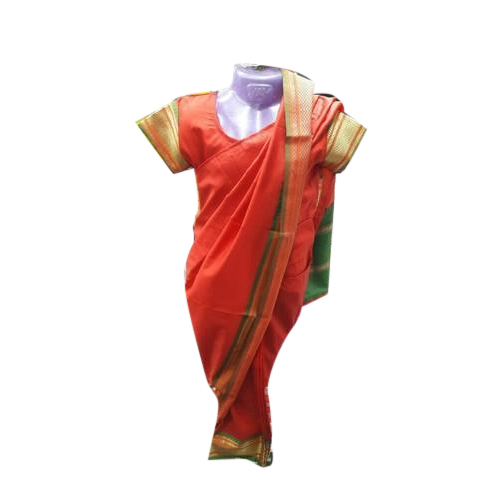 d9bc73fbefa8b Cotton Readymade Kids Saree, Rs 200 /piece, Tanvi Enterprises | ID ...