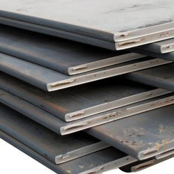 Hot Rolled MS Plates