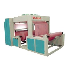 Roll To Roll Flexo Printing Machine, Number Of Colors: 2 Color, Model Number: OS-P21200