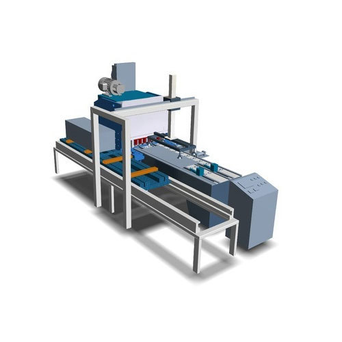 Auto Cut Shear With NC Feeder / Cut To Length Line