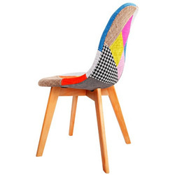 Multi Color Restaurant Chair