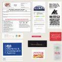 Printed Brand Labels
