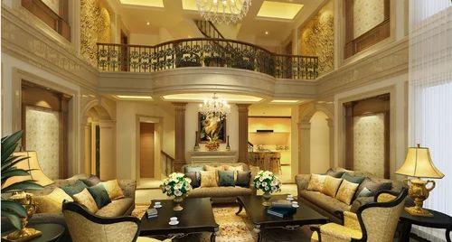 Villa Interior Design In Karnataka, Arkwood Decor Private Limited ...