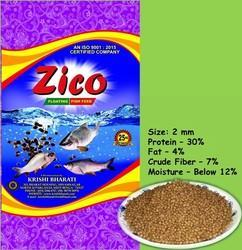 Zico Floating Fish Feed 2mm