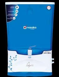 Nasaka Tulip N1 Water Purifier, Capacity: 10-15 L