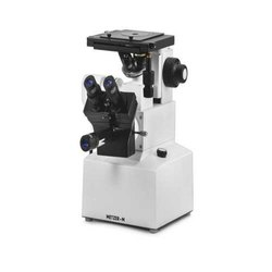 Vision Plus-5000 ITM Metzer-M Co-Axial Inverted Trinocular Metallurgical Microscope