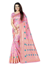 Adhya Jacquard Silk Saree With Rich Pallu