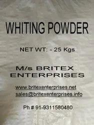 White Whiting Chalk Powder, Packaging Type: Bag, Packaging Size: 50 Kgs