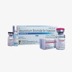 Vecuronium Bromide (Samvec)