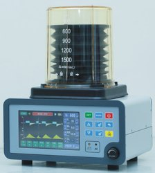 Anaesthesia Ventilator MNLCP Graphical touchscreen