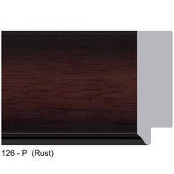 126-P Series Rust Photo Frame Moldings