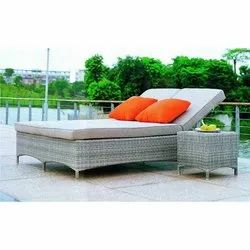 Outdoor Day Beds - Cane 1337, Options Available