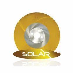 Solar Saw Blade