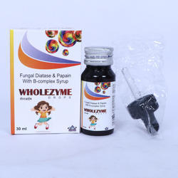Wholezyme Drops