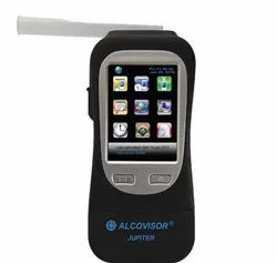 Alcovisor Jupiter Breath Alcohol Analyzer With Inbuilt Printer