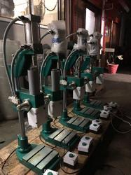 Pneumatic Impact Press Machine