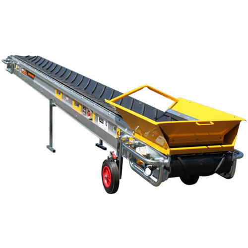 Portable Crusher Conveyor