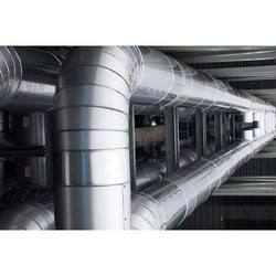 AC Industrial Insulated Ventilation Ducting