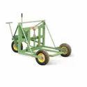 Hydraulic Fly Ash Pallet Trolley