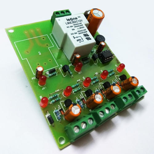 Automatic Water Level Controller - Water Level Controller