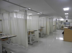Hospital Bed Partition Curtain