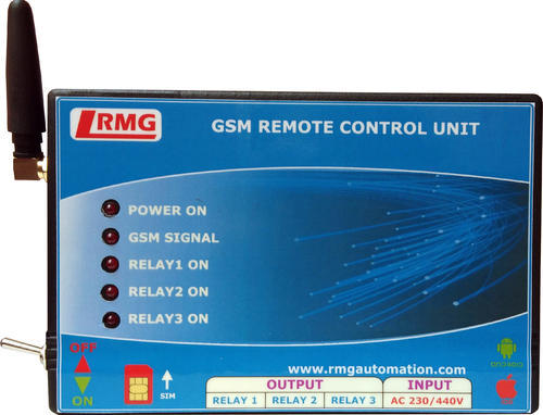 3 Channel Gsm Remote Switch