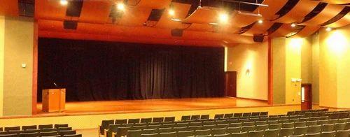 Auditorium Solutions Service, Auditorium Interior Design