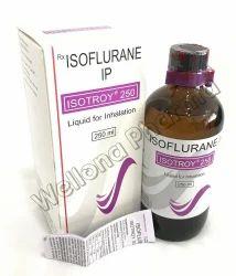 Isoflurane Injection