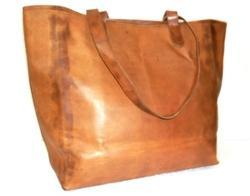 Goat Leather Tote Bag