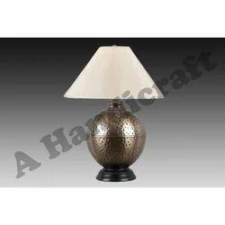 Modern/Contemporary Acrylic Antique Brass Table Lamp