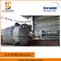 SS Open Reactors