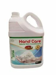 Czar Herbal Foam Soap Hand Care Liquid, Packaging Type: Can, Packaging Size: 5 Litre