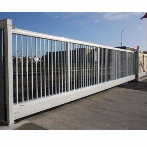 Sliding Gate Automatic Motorized Sliding Gate