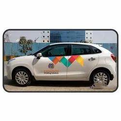 Offline Car Branding Service