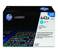 HP CB401A 642A Cyan Toner Cartridge