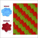 Chakra Paver Block Moulds 80 mm 620a - Plain