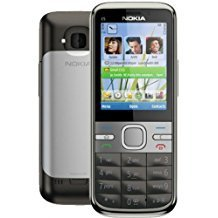 Nokia C5 Phone Grey