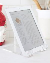 Acrylic iPad Stand
