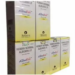 Alburel 20gm Solution for Infusion