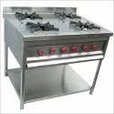 Kke 4 Ss Cooking Range, For Kitchen