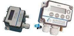 Aerosense Model:DPT 7000-R8-3W Differential Pressure Transmitter Range 0-5000 Pascal