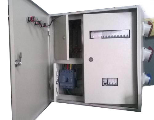 Electrical Panel on
