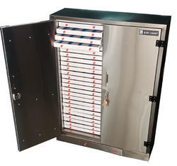 Slide Cabinet, Stainless Steel (Cap. 10000 Slides)