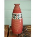 Ceramic Hand Painted Vase